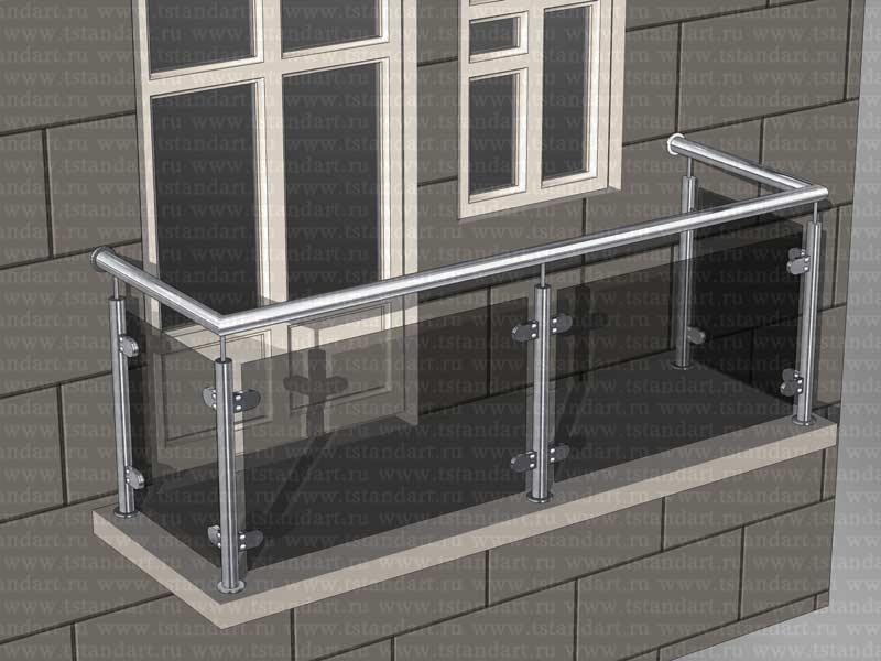 Металлические ограждения для балкона в загородный дом..